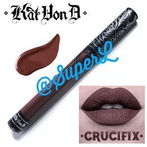 2/$25 Kat Von D Everlasting Liquid Lipstick